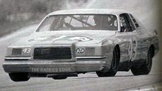 Richard Petty's Magnum. My first new car was a 1978 Dodge Magnum because that's what Richard Petty drove!