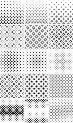 Big star pattern collection