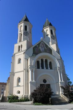 Amstetten - Lower Austria Austria, Holland, Catholic Churches, Cathedral Church, Place Of Worship, Sacred Heart, Kirchen, Pilgrimage, Art And Architecture