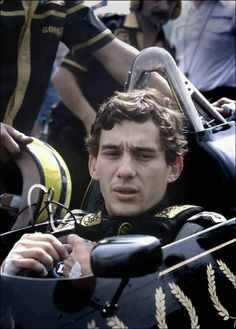 Senna - JPS Lotus years