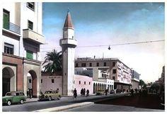 جامع السنوسية شارع عمر المختار