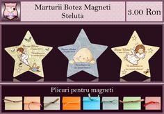 Marturii Botez Magneti Steluta Playing Cards, Website, Playing Card Games, Game Cards, Playing Card