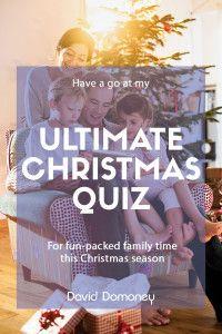 Blog - David Domoney's Official Website Christmas Quiz, David, Website, Fun, Blog, Blogging, Funny