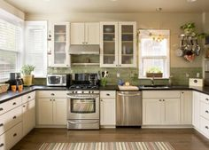 Green Kitchen_Contemporary2