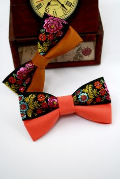 bowties for women https://www.facebook.com/rebecasbowties?fref=ts