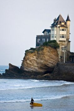 Biarritz, france photo: Kieth Novosel