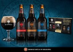 Przed weekendem na oficjalnym fanpejdżu Browaru Fortuna poinformowano, że wkrótce w sklepach pojawi się zestaw 3 nowych piw spod marki Komes. Po nieudanej serii piw w stylach belgijskich browar z M…