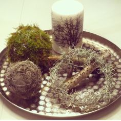 Fridag onsdag nyt sølvfad fra Ilva 73❤️