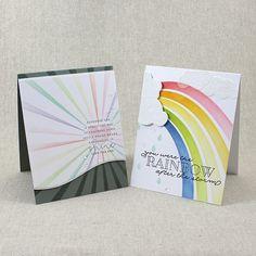 Don't Forget To Write: NEW! Make It Market Mini Kit: Sunshine & Rainbows