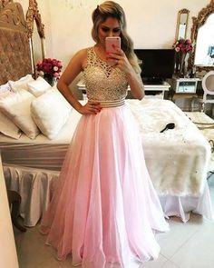 Lindo vestidosdefesta vestidosde15 debutando debutante quinzeanos blog sonharsempredesistirnunca 15anos festade15anos