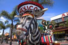 Avenida Revolución, Tijuana, Mexico