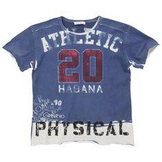 Dolce & Gabbana - Indigo blue T-shirt - 28329