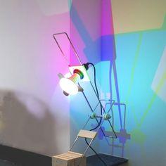 CMYK Bulb by Dennis Parren   MONOQI