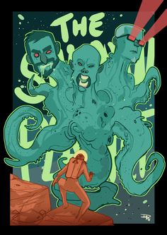 """Omaggio di Denis Medri per """"The Shadow Planet"""", progetto Radium in crowdfunding. #scifi #comics #character #crowdfunding"""