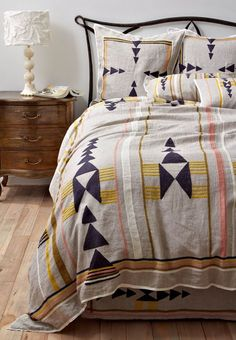 Good lawd look at that bedding!!! And of course its from Anthro: http://www.anthropologie.com/anthro/product/home-new/24451437.jsp