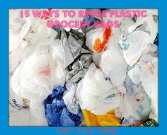 How a Recycling Headache Offered an Opportunity to Help the Homeless - North Carolina project turns plastic bags into bedrolls Plastic Shopping Bags, Plastic Grocery Bags, Fun Crafts, Crafts For Kids, Arts And Crafts, Recycle Crafts, Repurpose, Triathlon Wetsuit, Recycled T Shirts