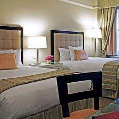 Double Bedroom, Warwick Hotel vossy.com