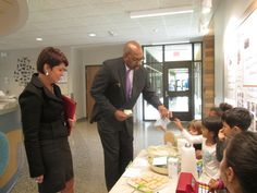 Grand Rapids Community College preschoolers held a bake sale to buy toys for DeVos Children's Hospital.