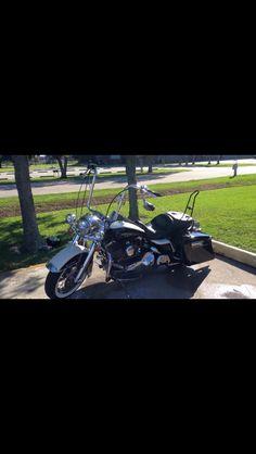 Road King Classic, Motorcycle, Vehicles, Biking, Motorcycles, Motorbikes, Engine, Vehicle