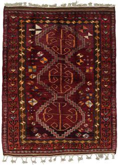 Lori - Qashqai Persian Carpet 177x144