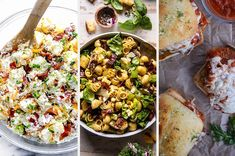 31 Refreshing Summertime Recipes To Make This July Bruschetta Toppings, Seared Ahi, Loaded Baked Potatoes, Breakfast Tacos, Beef And Noodles, Half Baked Harvest, Rotisserie Chicken, Food To Make, Summertime