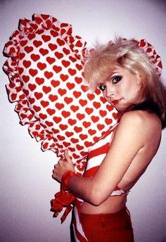 the only person i really believe in is me dedicated to debbie harry & blondie Blondie Debbie Harry, Chris Stein, Stevie Ray Vaughan, David Gilmour, Keith Richards, Def Leppard, Jane Birkin, Stevie Nicks, Female Singers