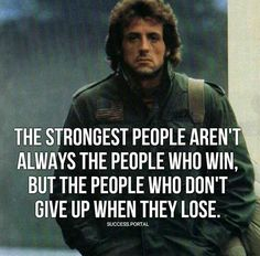 Best quotes from motivational life Quotes – Motivation and … – Quotes World Rocky Balboa Quotes, Rocky Quotes, Motivacional Quotes, Motivational Quotes For Life, Inspiring Quotes About Life, Movie Quotes, Daily Quotes, Wisdom Quotes, True Quotes