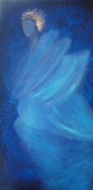 "Saatchi Art Artist Eva Hoffmann; Painting, ""FLOATING  SOLD"" #art"