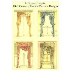 La Tenture Francais - 19th century French Curtain Design