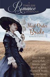 Julie Coulter Bellon: Book Review: Mail Order Brides and a Giveaway!