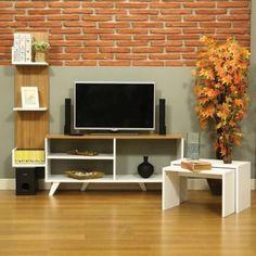 Hem Tv ünitesi hem de zigon sehpa! Bysolvo Zigon Tv Ünitesi şık ve pratik tasarımıyla yaşam alanlarınıza keyif katıyor. Üstelik kargo bedava ve sadece 119.90 TL! #DekorazonCom >> http://www.dekorazon.com/zigon-tv-unitesi-detayi-125370?utm_source=Pinterest&utm_medium=post&utm_campaign=Bysolvo-Tv%C3%9Cnitesi