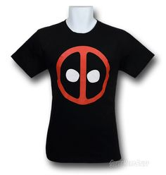 Images of Deadpool Symbol Icon T-Shirt