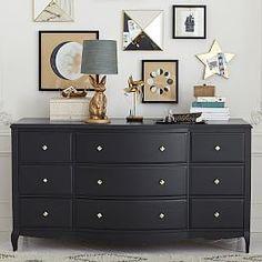 The Emily & Meritt Lilac 9-Drawer Dresser