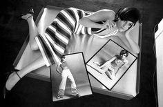 Jill Kennington photographed by Brian Duffy, King's Road, Queen Magazine, 1968 Fashion Mag, Sixties Fashion, Fashion Photo, David Bailey, Swinging London, Bob Richardson, Brian Duffy, Jeanloup Sieff, William Klein