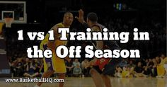How important is 1 vs 1 training in the off season? This coaching article is going to answer that question. Basketball Skills, Basketball Coach, College Basketball, Basketball Players, Soccer, University Of Kentucky, Kentucky Wildcats, Midland College, 1 Vs 1