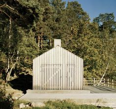 generalarchitecture - sauna