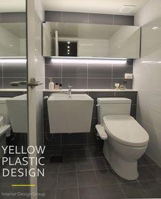 욕실 Home Interior Design, Exterior Design, Interior And Exterior, Plastic Design, Country Style Homes, Dressing Room, House Colors, Architecture Design, New Homes