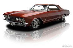 1964 Buick Riviera 425 V8 Custom Air Ride