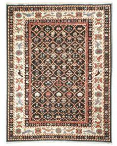 New Contemporary Persian Senneh Area Rug 59155 - Area Rug