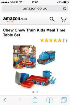 Train dishes