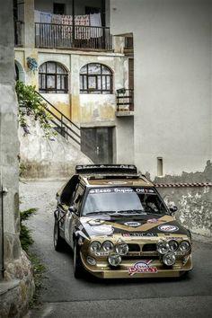 Lancia Delta S4 Team Grifone