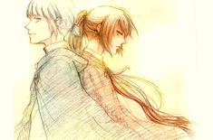 ToG : Koon and Viole by Shumijin.deviantart.com on @DeviantArt