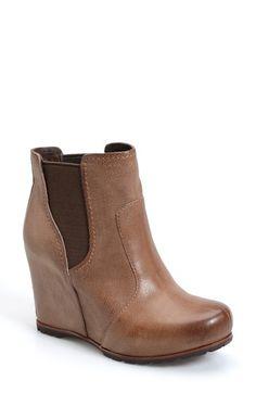 Kork-Ease® 'Neville' Wedge Chelsea Boot (Women) available at #Nordstrom
