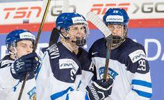 Jesse Puljujärvi pelasi uskomattomat kisat. Ice Hockey Teams, Hockey Baby, Hockey Players, Finland, Awesome, Men
