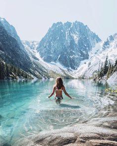 Alpine Lakes Wilderness in Washington