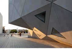 Preston Scott Cohen, Inc. - Tel Aviv Museum of Art