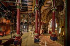 """- steampunktendencies:      """" A Victorian cathedral..."""