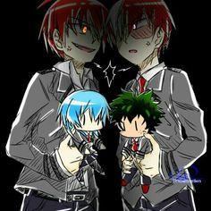 Boku No Hero Academia Funny, My Hero Academia Episodes, My Hero Academia Manga, Otaku Anime, Anime Guys, Manga Anime, Fanarts Anime, Anime Films, Anime Classroom
