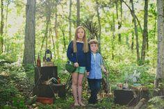 A Wild Rumpus | Styled Mini Shoot | Everly Deer Design | Jessie Holloway Photography