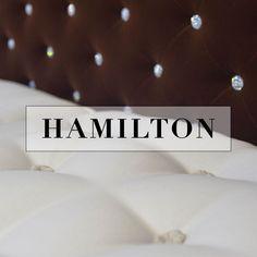 HAMILTON... luksuriøst håndlaget sengetøy. Belgisk satin, kamelull, silke, kasjmir og alt annet din kropp drømmer om, er hos oss allerede.